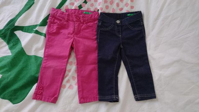 21665760950e6 Pantalones niña Benetton de segunda mano por 6 € en Valencia en WALLAPOP