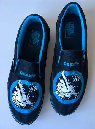 Wallapop Originales Segunda Zapatos 40 Por Mano Vans € Zaragoza En De PX80knwO