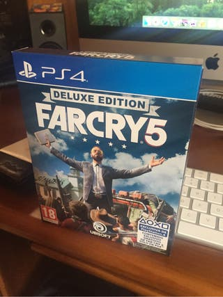 Farcry5 deluxe edition