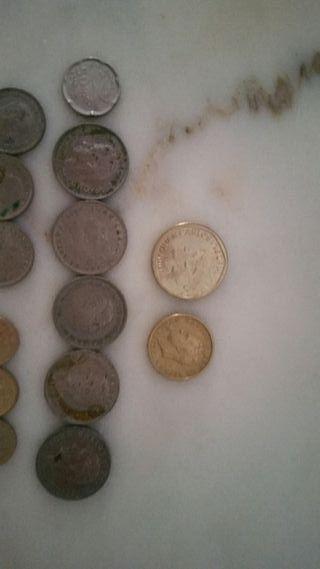 pesetas monedas
