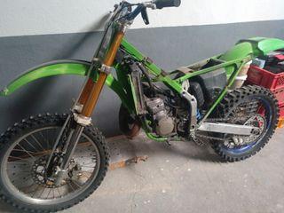 despiece Kawasaki kx 125