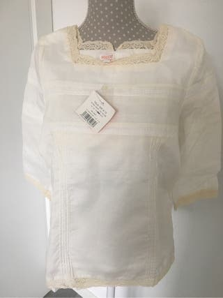 Camisa niña Gocco 8-10 años NUEVA