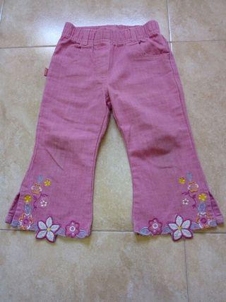 pantalon primavera talla 3