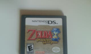 Zelda Phantom Hourglass Ed.Limitada