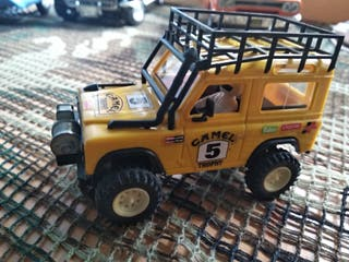 Scalextric sts land rover