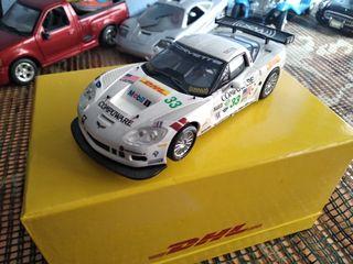 Scalextric corvette