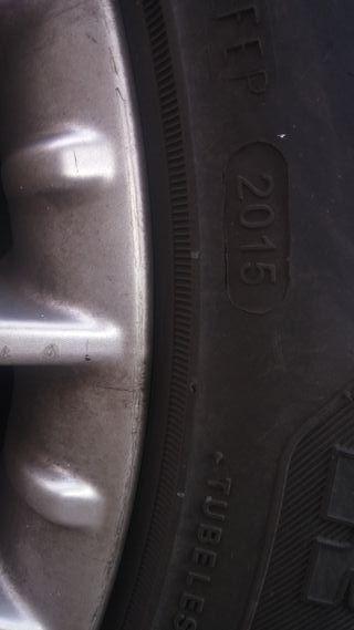 Ruedas Alfa Romeo 159 2006