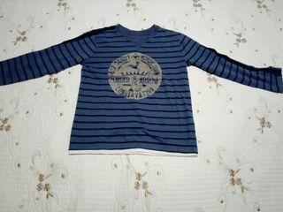 camiseta niño talla 4-5 años