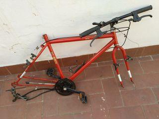 cuadro bici 26 pulgadas
