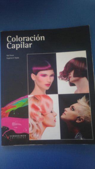 Libro de coloración capilar!!
