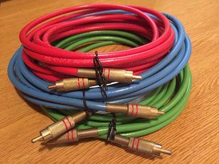 3 cables digitales alta calidad