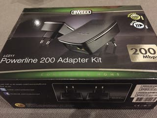 Sweex Powerline 200 adapter kit