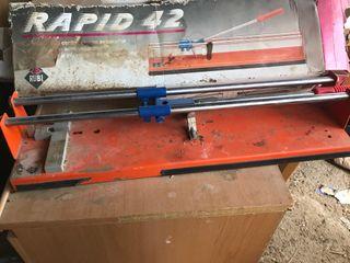 Rubi maquina de cortar azulejo