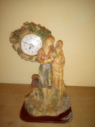 Reloj pareja de enamorados