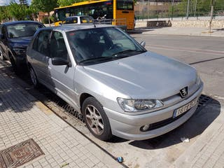 Precio solo está semana !!!! Peugeot 306 del 2000 adaptado para minusválido