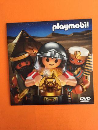 """CD Playmobil """"La maldición del faraón"""""""