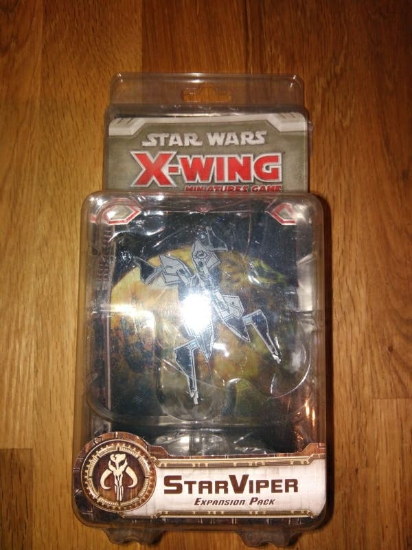 Starviper xwing