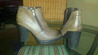 zapatos botines