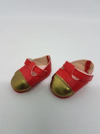 Zapatos para muñeca de 4,5cm
