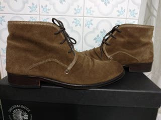 Botas FLY LONDON 40 no geox clarks Timberland Cat