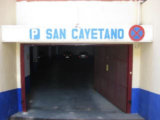 Plaza de aparcamiento