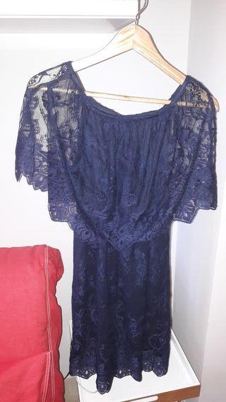 vestido encaje Vila.NUEVO
