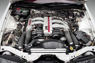 Despiece motor nissan 300zx tt