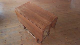 mesa de alas siglo xix