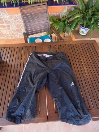Por De Adidas Pantalón Corto 40 Mano Impermeable Segunda Ciclismo w0t6Iq6xT