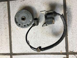 Despiece motor Franco Morini
