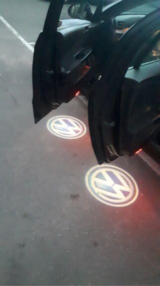 Luces de cortesia volkswagen