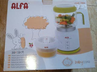 Robot para la alimentación infantil (NUEVO) Bebé.
