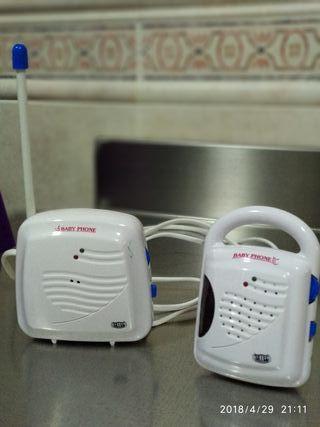Vigilabebes baby phone