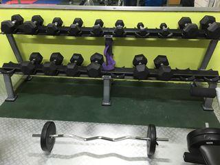Gymnasio pesas