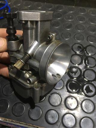 Carburador kundo 28 mm