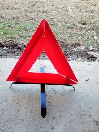 triangulo de señalizacion de averia