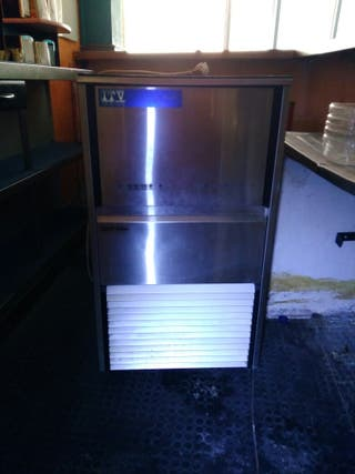 Maquina hielo ITV