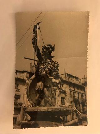 FALLA. Valencia. Monumento Fallero (h.1950?)