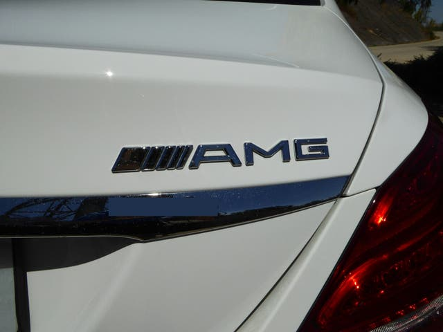 Mercedes-benz AMG Clase C 2015