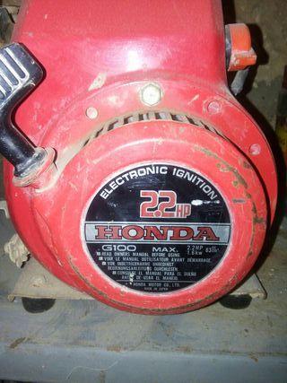 BOMBA DE ASPIRACION HONDA DE 2.2 HP