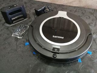 Philips robot aspirador nuevo fc8710/01