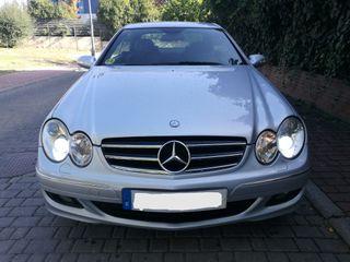 Mercedes-benz clk 320 cdi 7g-tronic