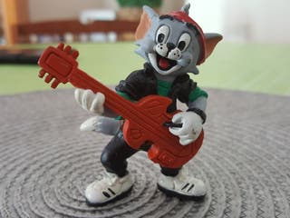 figura gato tom de tom and jerry figura de pvc
