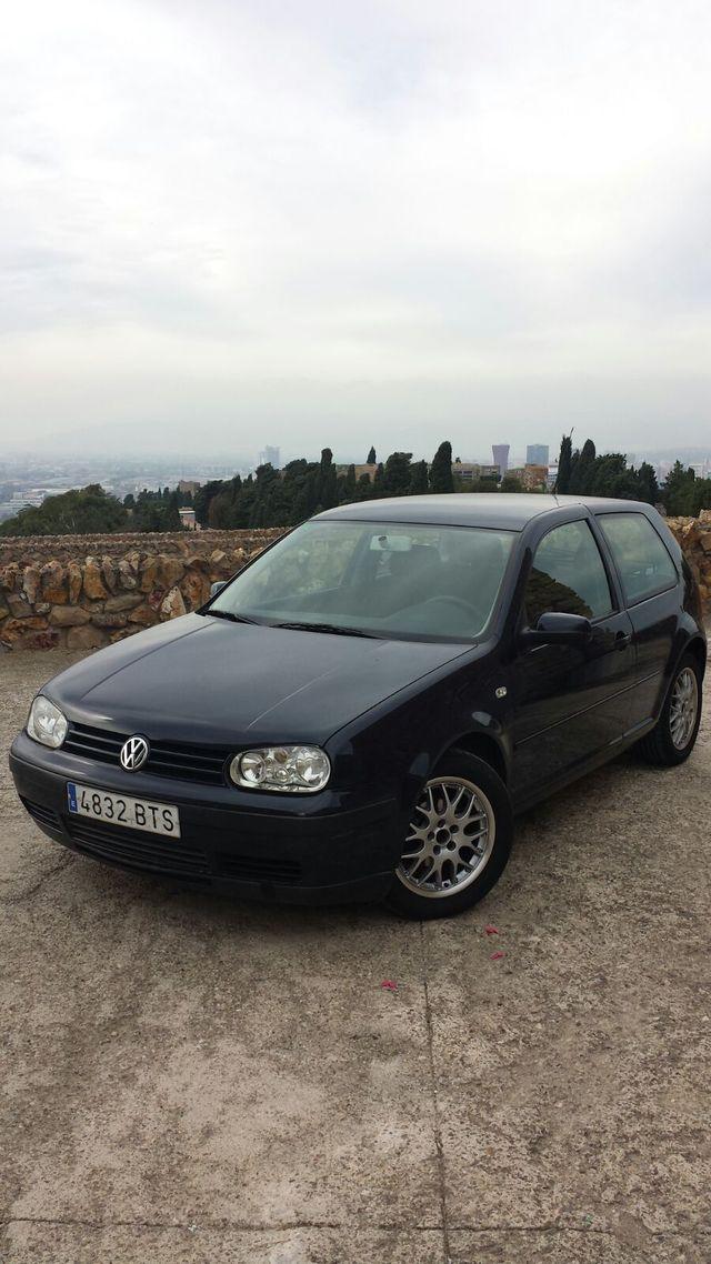 Volkswagen Golf 2001 Serie IV