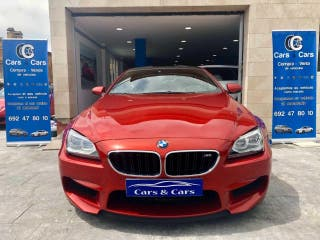 BMW M6 Coupé Carbono