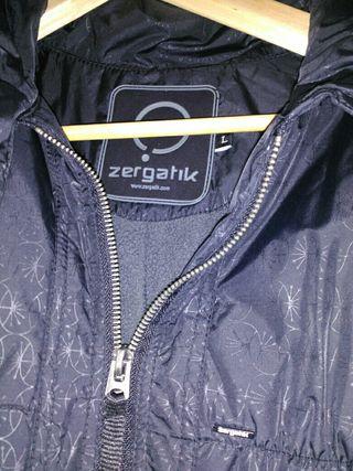 chaqueta zergatik L