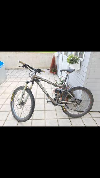 """Bicicleta trek doble 26"""""""