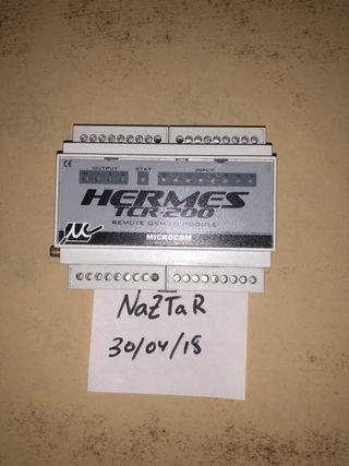Hermes TCR-200 Telecontrol ModBus Sms