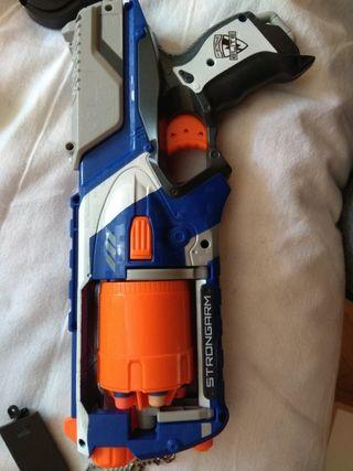Nerfs/ pistola de gomas
