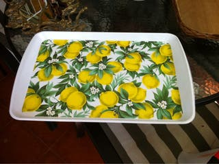 Bandeja Limones